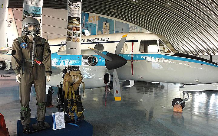Memorial Aeroespacial brasileiro - São José dos Campos