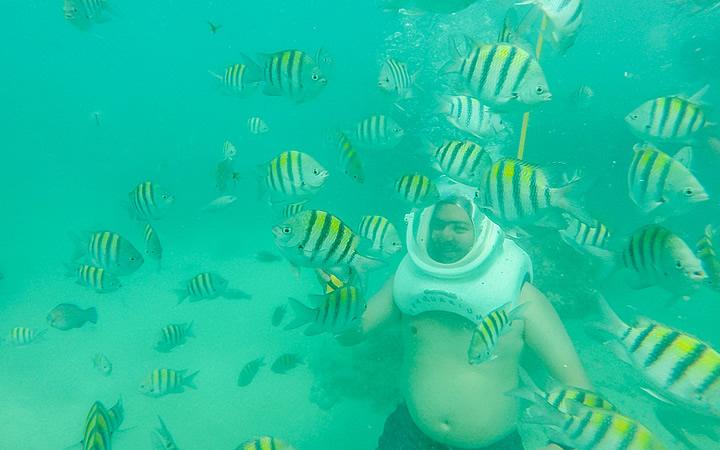 Mergulho em Punta Cana