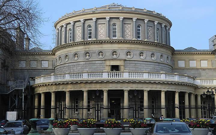 Museu Nacional de Arqueologia em Dublin