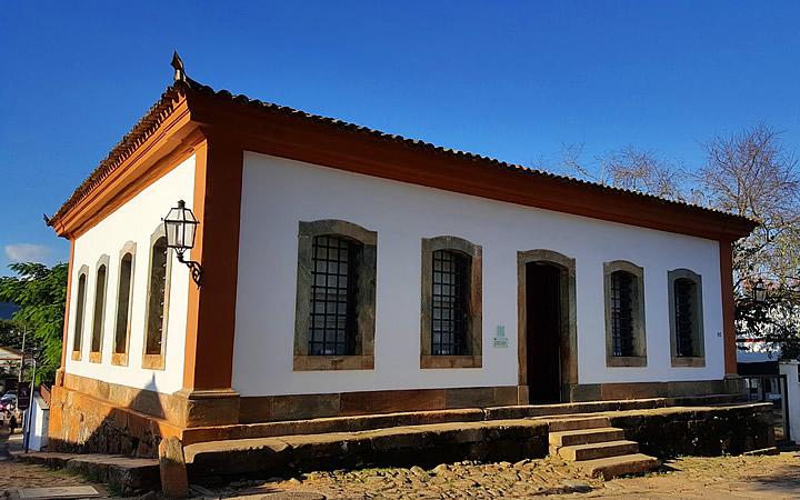 Museu de Sant'Anna - Tiradentes, Minas Gerais
