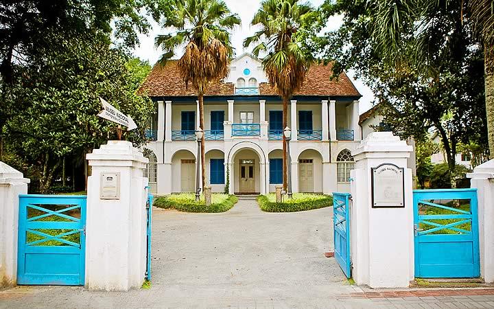 Museu nacional da imigração em Joinville
