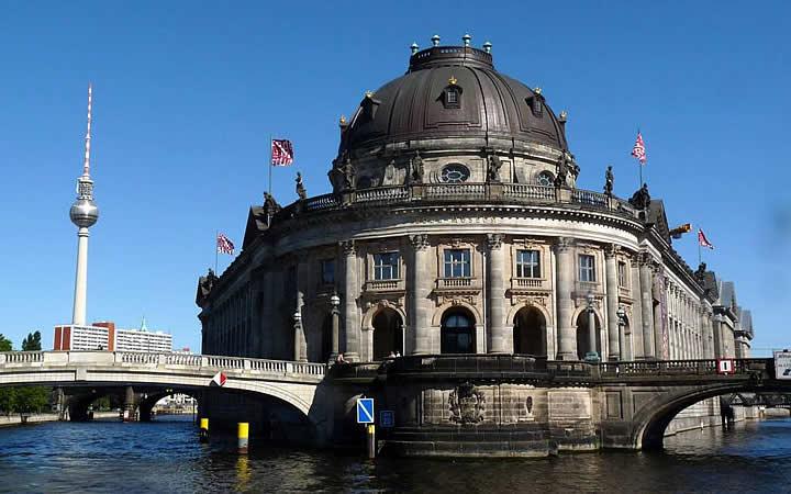 Museumsinsel em Ilha dos Museus - Berlin