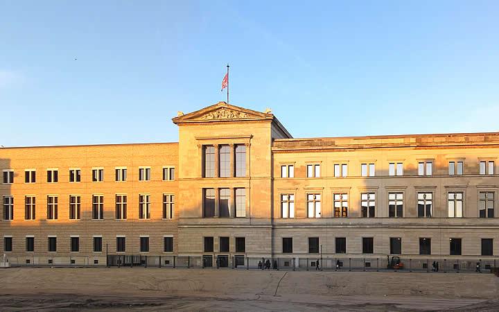 Neues Museum em Berlim