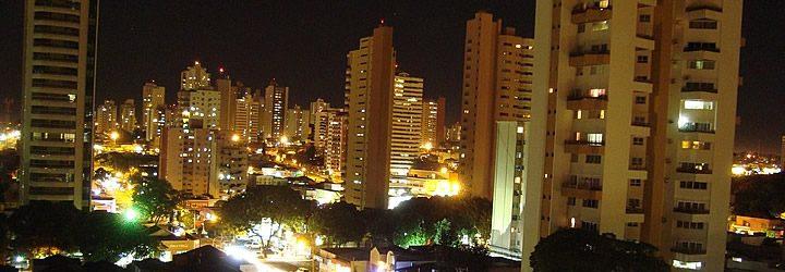 O que fazer em Campo Grande MS - Prédios da Cidade