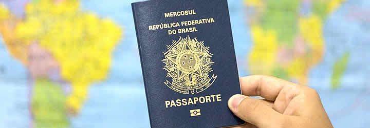 Países que brasileiros não precisam de visto