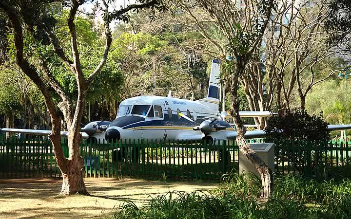 Parque Santos Dumont - São José dos Campos