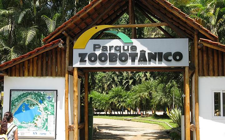 Parque Zoobôtanico em Joinville