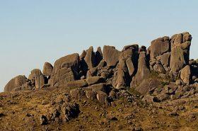 Parque nacional do Itatiaia - Rochas enormes