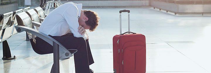 Passageiro que perdeu o voo - Atraso e cancelamento de voo