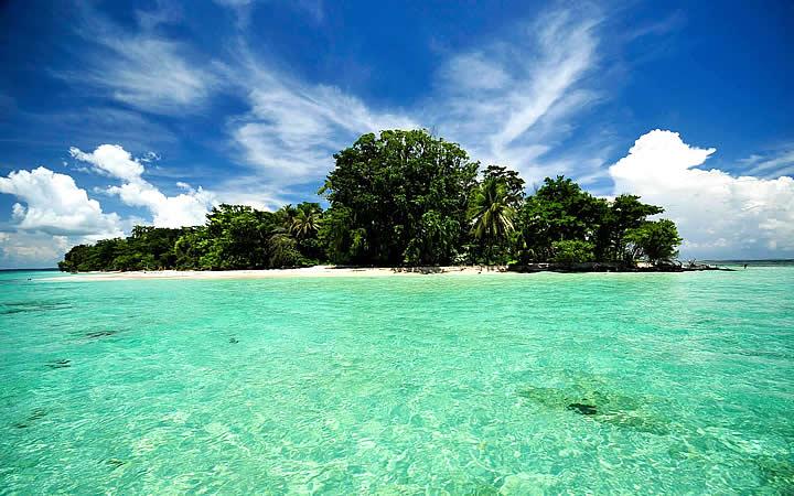 Playa bluff - Bocas del Toro