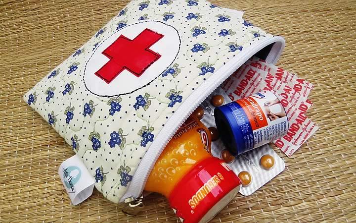 Remédios - Coisas que pode levar no avião