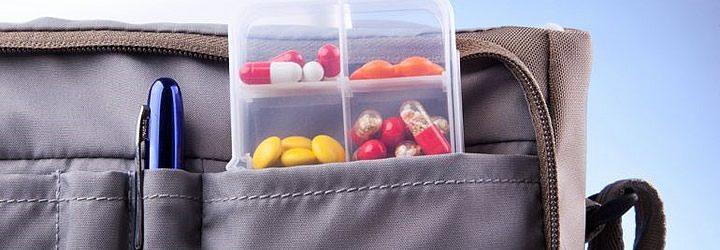 Remédios Importantes Para Levar na Viagem