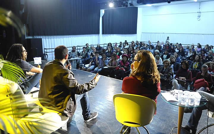 Seminários e workshops no Festival de Dança de Joinville