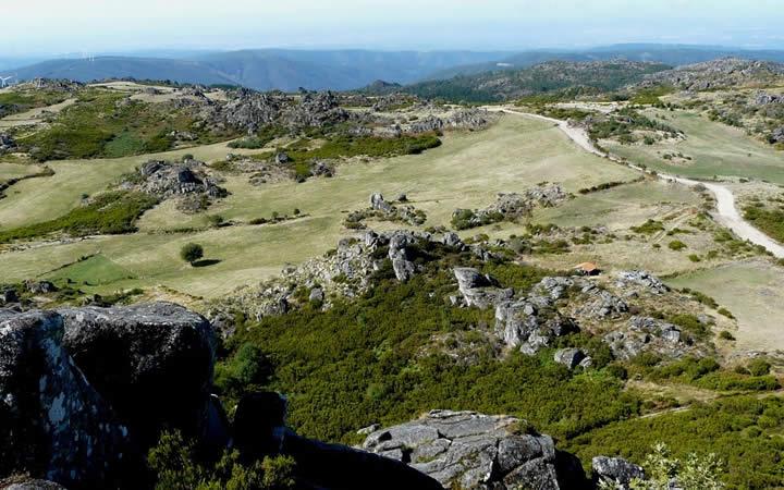 Serra do Caramulo em Viseu