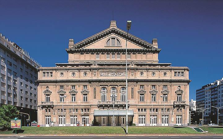 Teatro Cólon - Centro Histórico