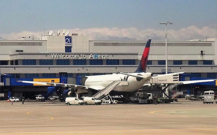 Aeroporto Elefthérios Venizélos em Atenas