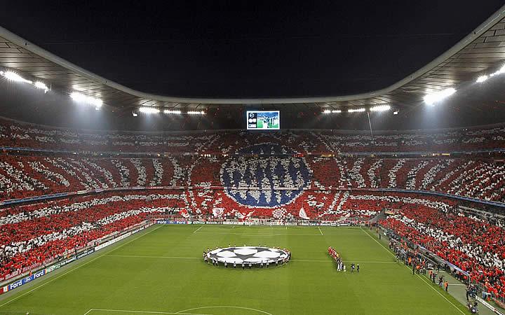 Allianz Arena em Munique