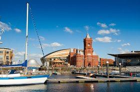 Baía de Cardiff