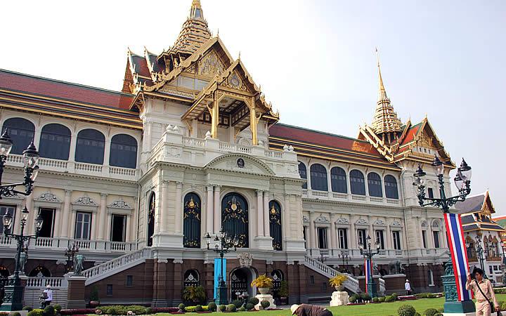 Bangkok - Grande Palácio
