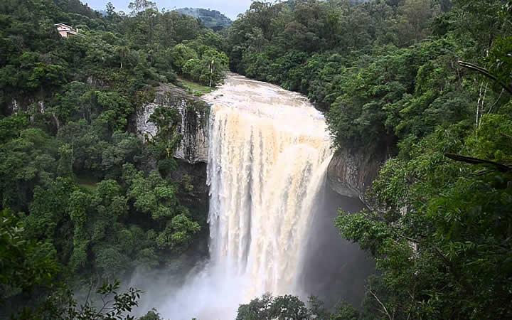 Cachoeira Salto Ventoso - Rio Grande do Sul