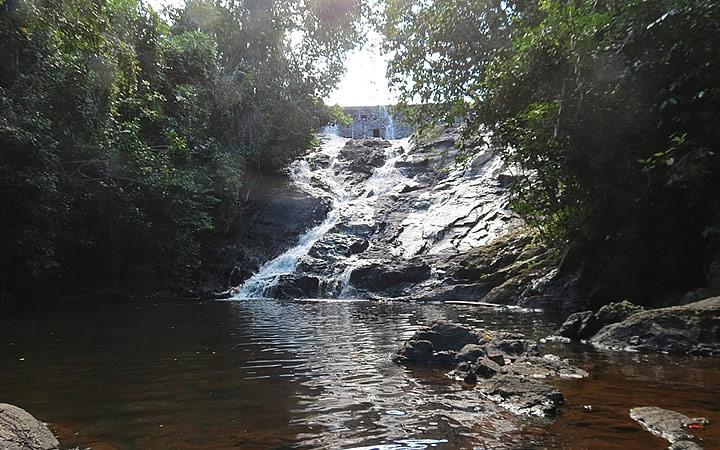 Cachoeira da Usina em Itacaré