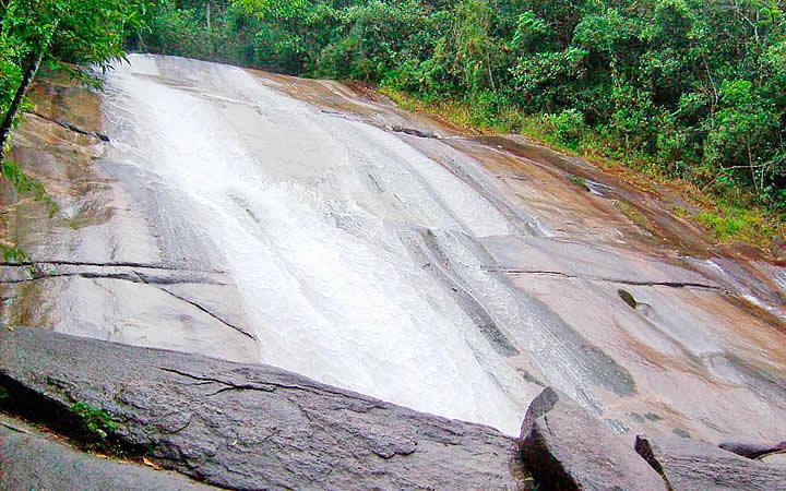 Cachoeira de Santa Clara em Visconde de Mauá