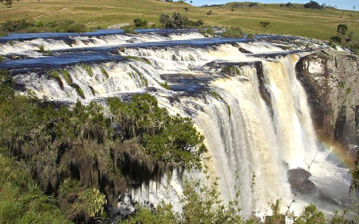 Cachoeira do Passo do S em Rio Grande do Sul