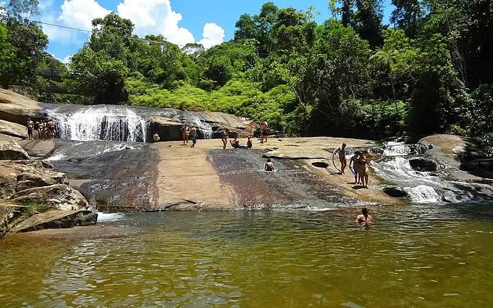Cachoeira do Prumirim - Ubatuba