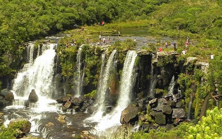 Cachoeira do Tigre Preto em Rio grande do Sul