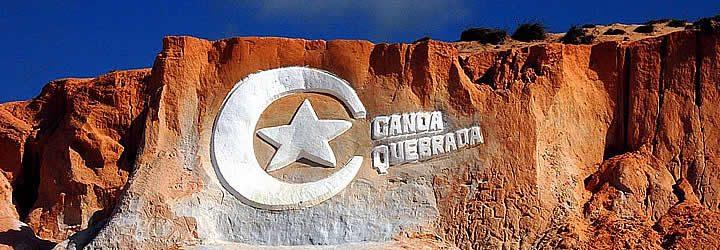 Canoa Quebrada - Letreiro - Pousadas em Canoa Quebrada