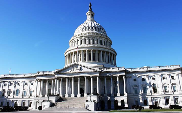 Capitólio em Washington