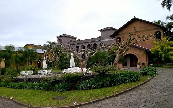 Casa Valduga em Bento Gonçalves