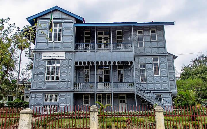 Casa de Ferro em Maputo