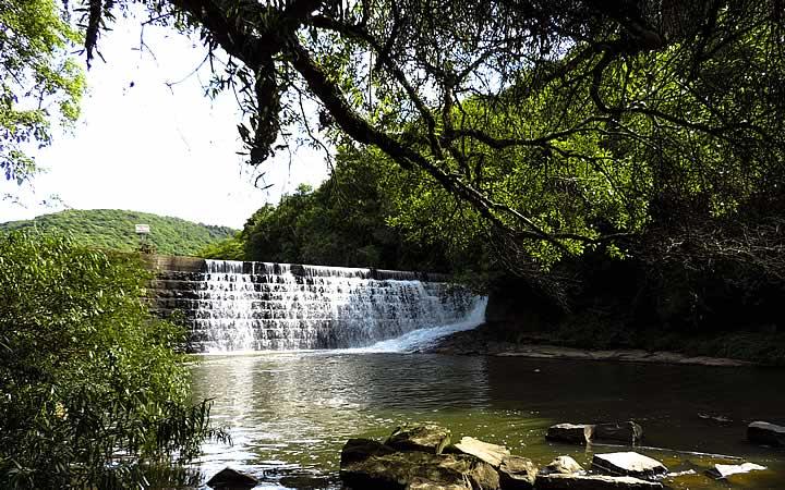 Cascata da Usina em Rio Grande do Sul
