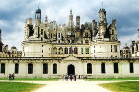 Castelo do Vale do Loire - França