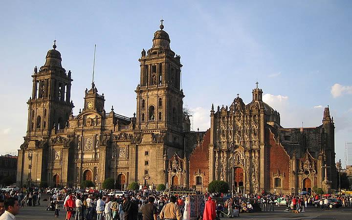 Catedral Metropolitana - Cidade do México