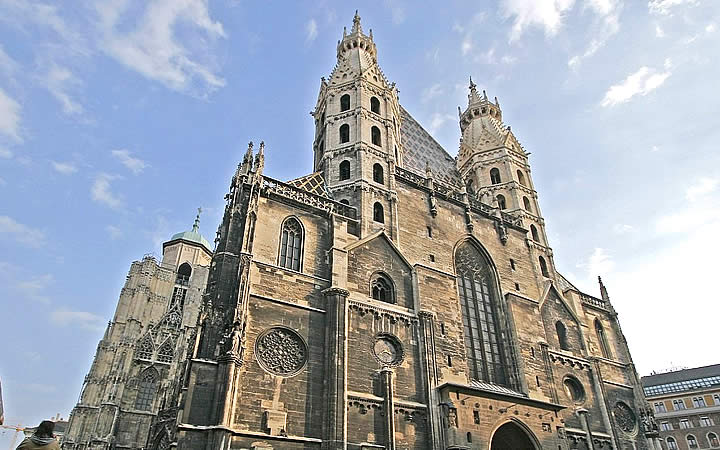 Catedral de Santo Estevão em Viena