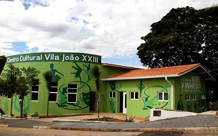 Centro Cultural Vila João XXIII - Vinhedo