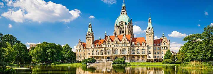 Cidade salão de Hannover