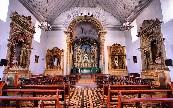 Igreja Matriz Nossa Senhora da Conceição em Congonhas
