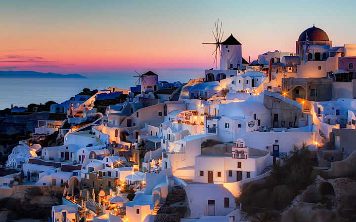 Ilha de Creta em Atenas