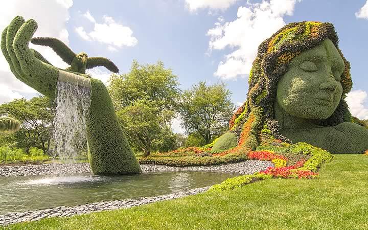 Jardim Botânico - Montreal