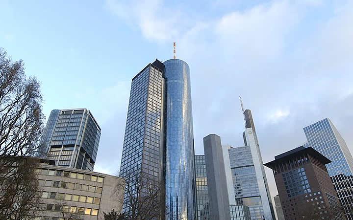 Main Tower em Frankfurt