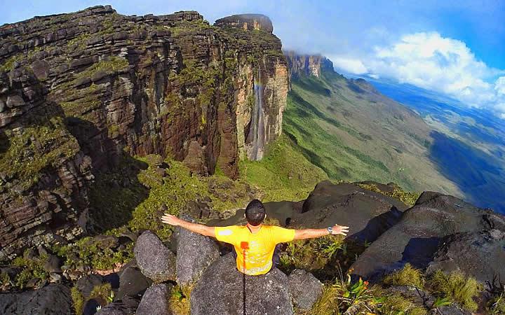 Monte Roraima - Topo do Monte