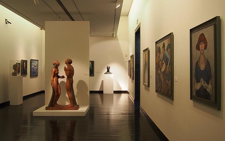 Museu Nacional de Arte Contemporânea em Portugal