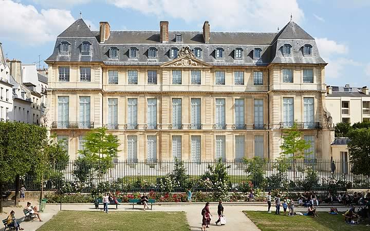 Museu Picasso em Paris