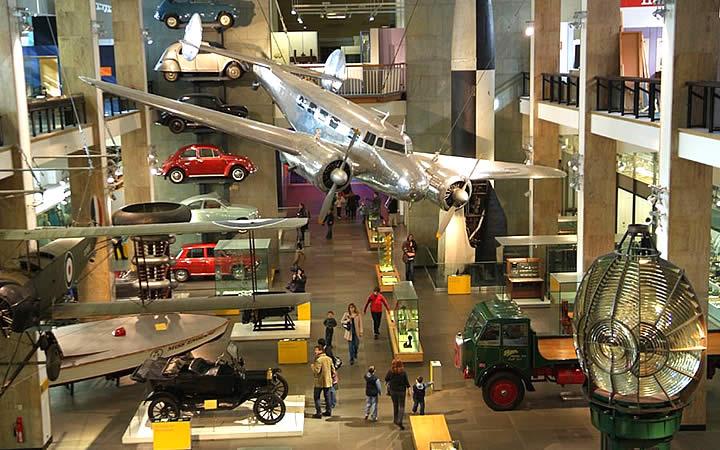 Museu da Ciência em Londres