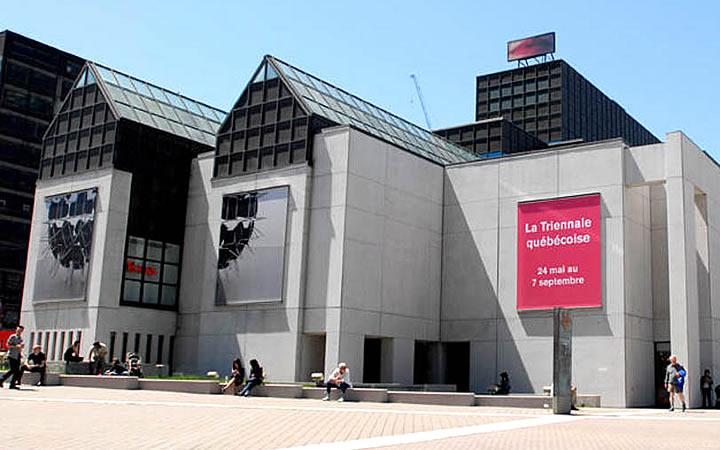 Museu de Arte Contemporânea em Montreal