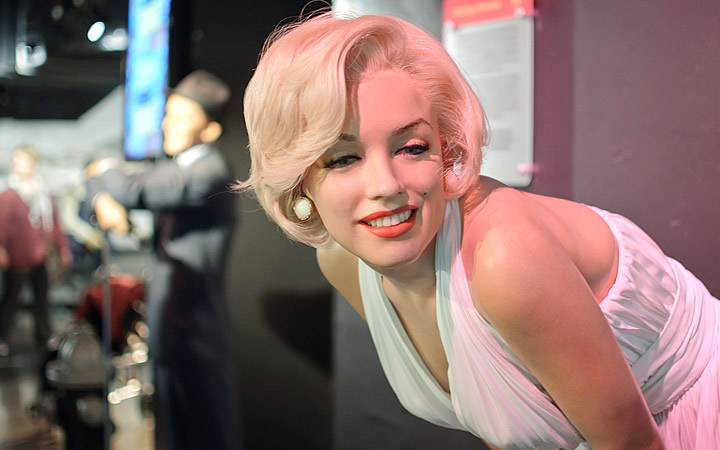 Museu de Cera Madame Tussauds em Nova Iorque