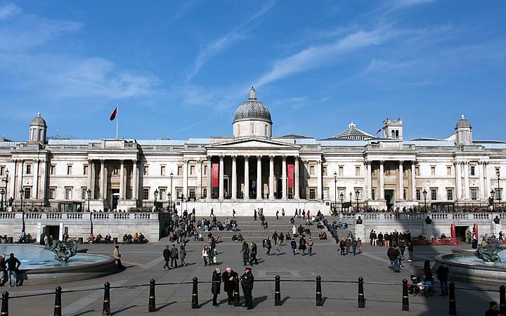 National Gallery em Londres